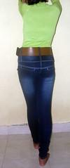 Wide jeans belt SDC13394