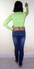 Wide jeans belt  SDC13387