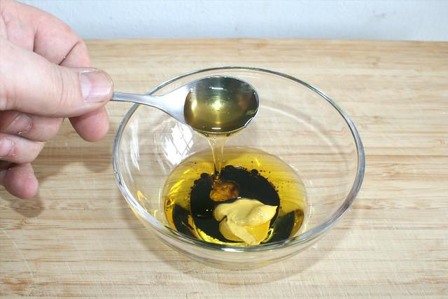 22 - Senf & Honig hinzufügen / Add mustard & honey