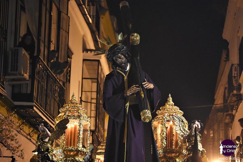 El Gran Poder celebrará  el pontifical del cuarto centenario en la plaza de San Lorenzo