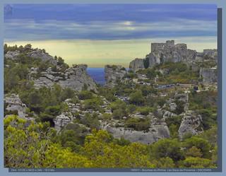 Bouches-du-Rhône - Les Baux de Provence