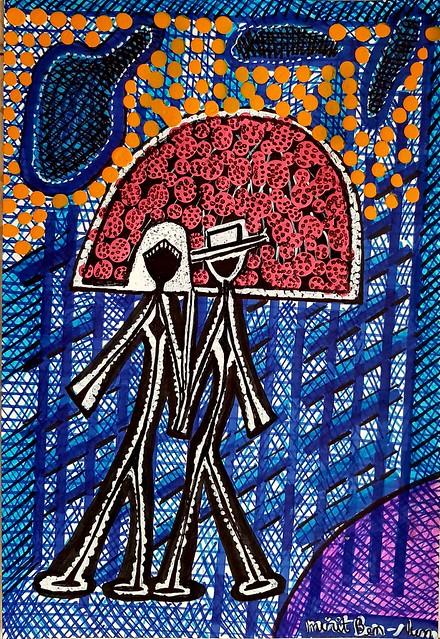 Pintores en Israel arte contemporaneo Mirit Ben-Nun