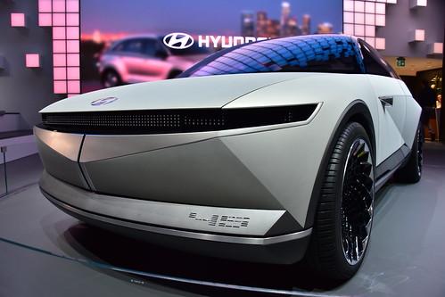 Hyundai 45, IAA, Frankfurt 2019