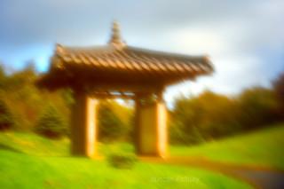 Pagoda, Scottish Korean War Memorial
