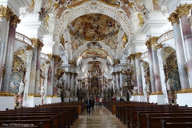 Klosterkiche Zwiefalten