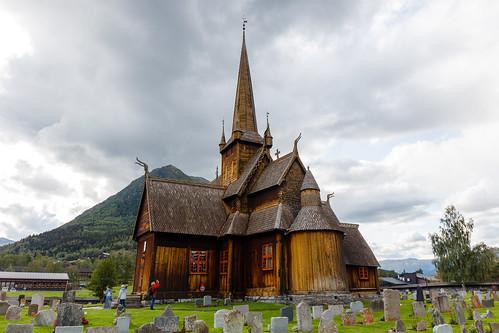 lom norvège stave