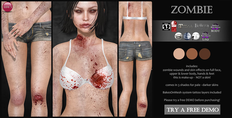 Zombie (female version)