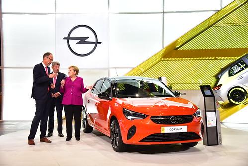 Opel, IAA, Frankfurt 2019