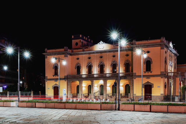 Night in Olbia