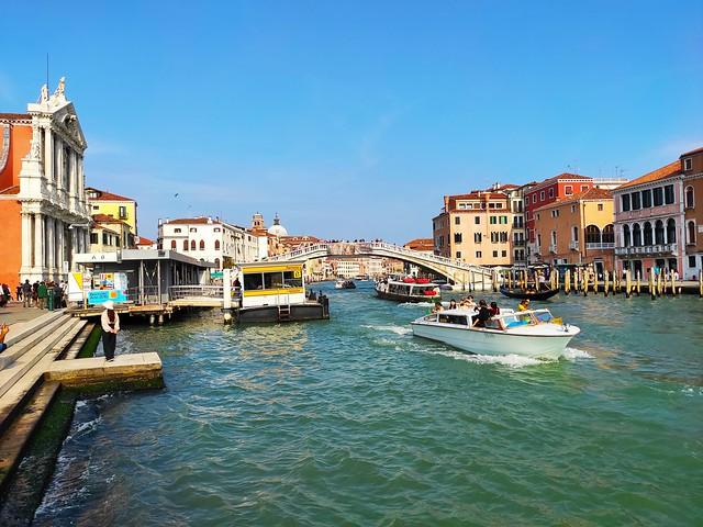 Venezia / Santa Lucia / Canal Grande