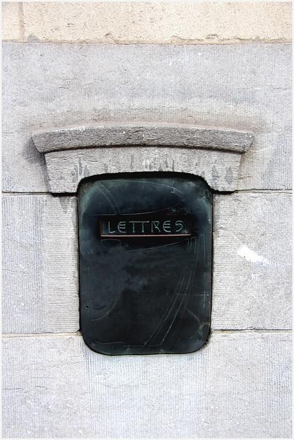BRUXELLES - Art nouveau  / Arch. Franz TILLEY (1872-1929)