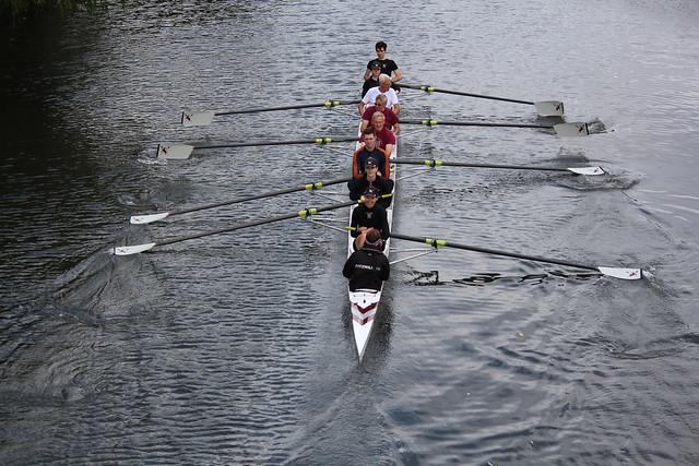 Reunion Weekend Rowing