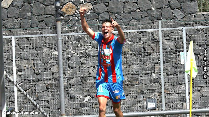 Franco Carboni, classe 2003, attaccante argentino della Berretti