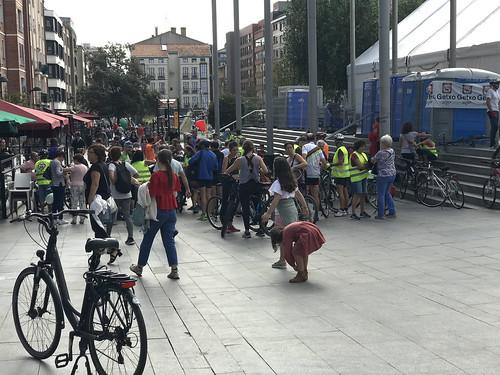 Getxotik Bilbora Bidegorria / Carril Bici Bilbao-Getxo