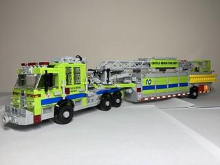 CBFD Truck 10