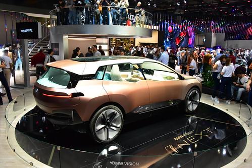 BMW Vision iNext, IAA, Frankfurt 2019