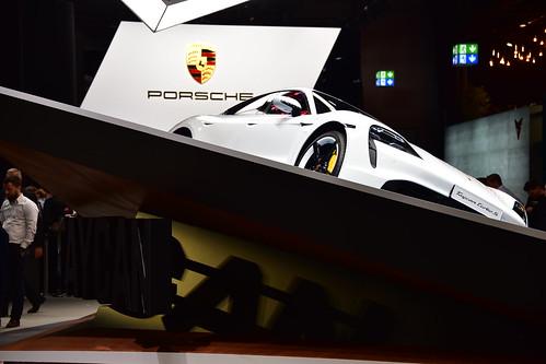 Porsche Taycan Turbo S, IAA, Frankfurt 2019