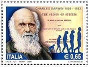 anche sui francobolli italiani