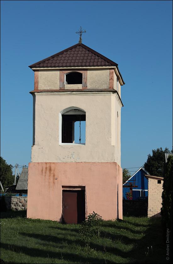 Нача, Беларусь, Колокольня