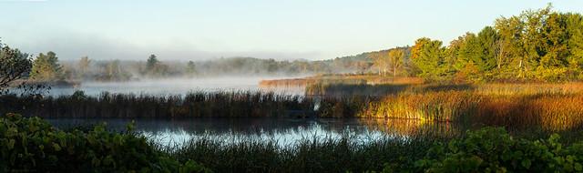 Early Autumn Panorama photostitch