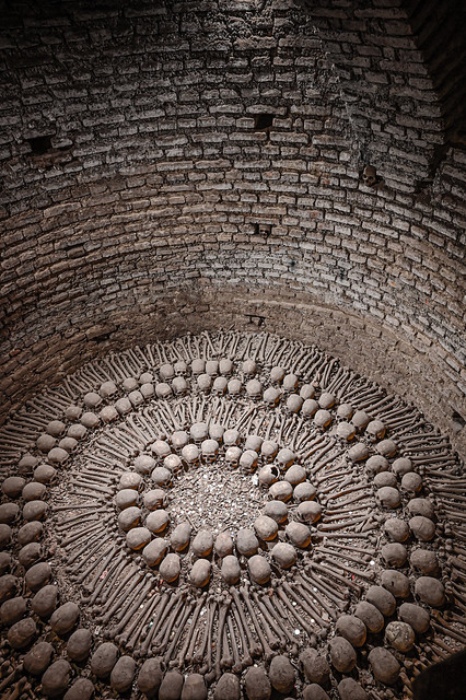 Catacombs of Basilica and Convent of San Francisco - Lima Peru