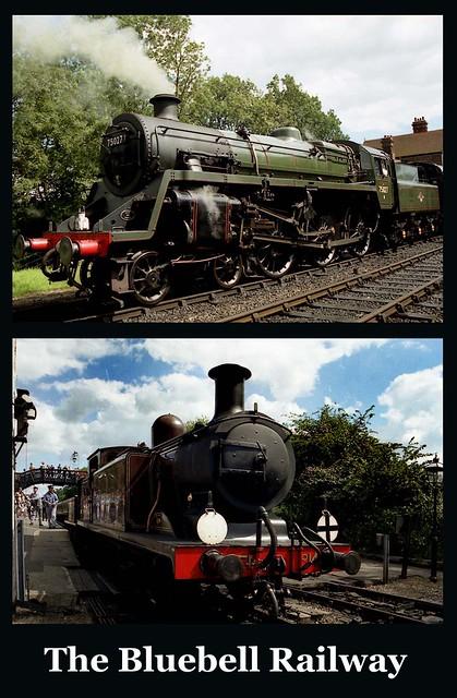 Bluebell Railway (3 & 4)