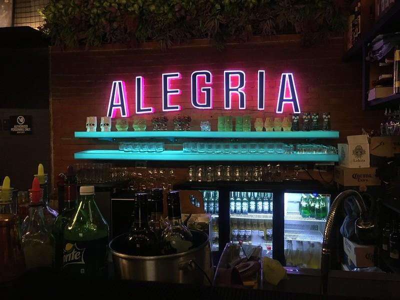 Alegria, BGC