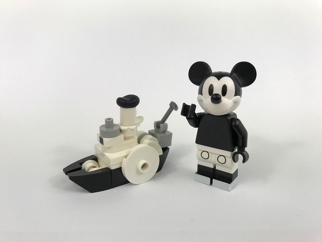 Micro Steamboat Willie
