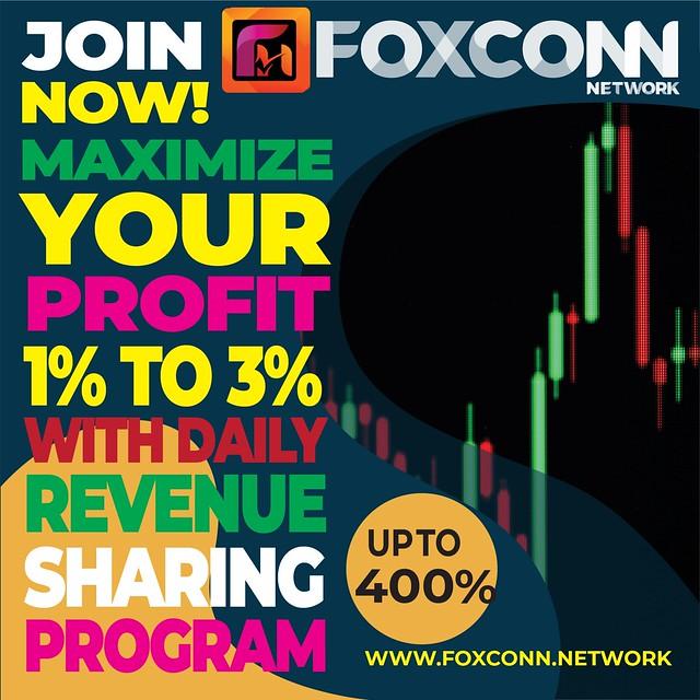 FOXCONN-NETWORK-MAXIMIZE YOUR PROFIT
