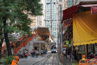 Iconic Hong Kong Double Decker Street Tram | Car | Trolley | by J3 Private Tours Hong Kong