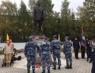 27.09.2019 | Открытие памятника генералу Василию Филимоненко