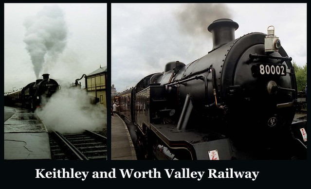 Keithley and Worth Valley Railway (1 & 2)