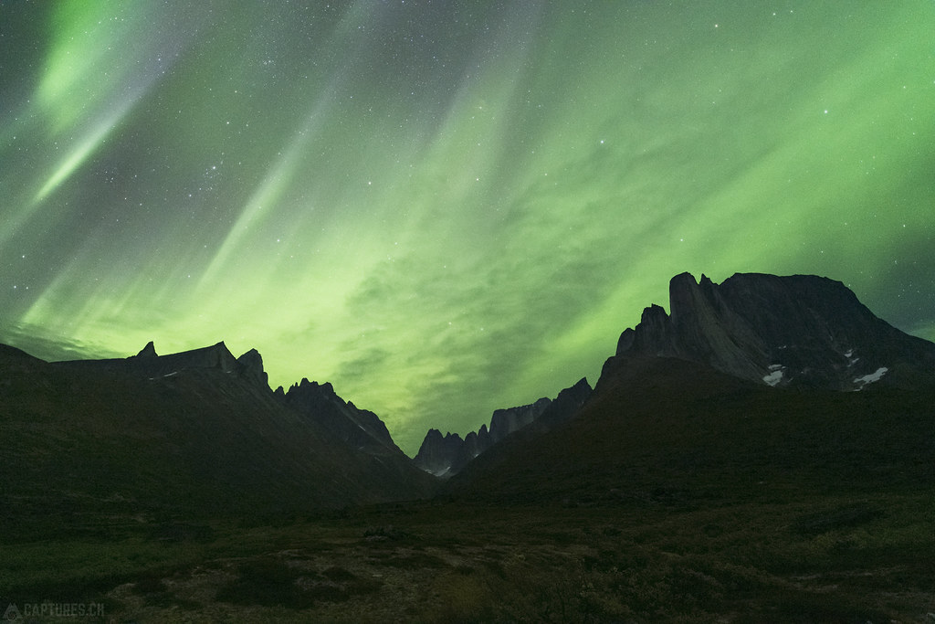 Green light - Tasermiut