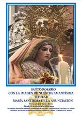 Rosario María Santísima de la Anunciación