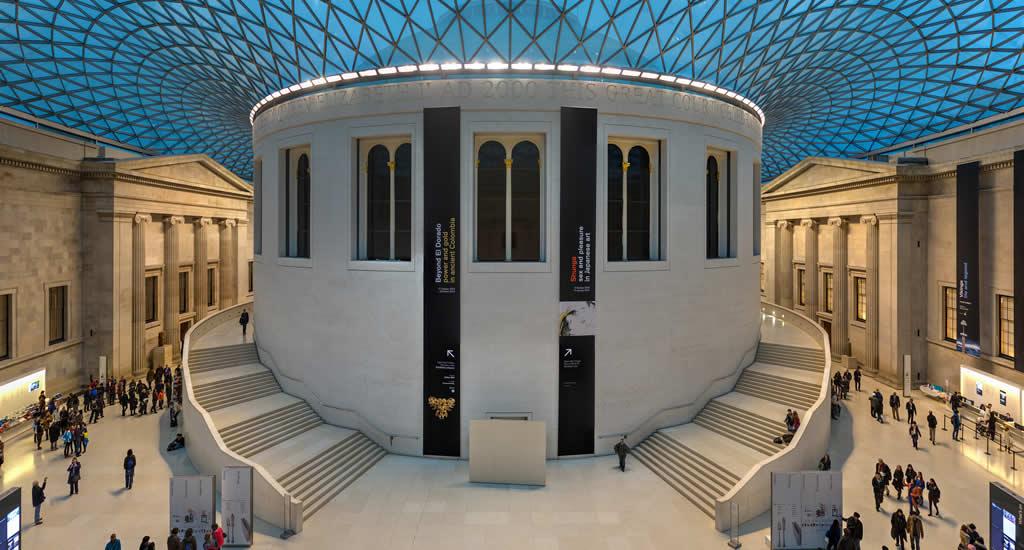 Bezienswaardigheden Londen: British Museum | Mooistestedentrips.nl