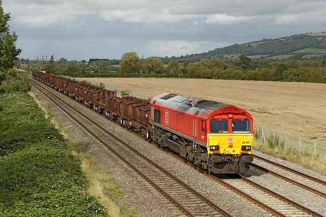 66027 Class 66/0