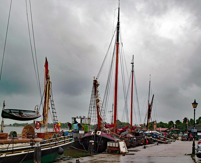 Maldon Quay Essex
