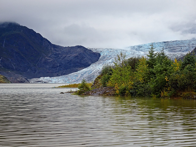 photo - Mendenhall Glacier