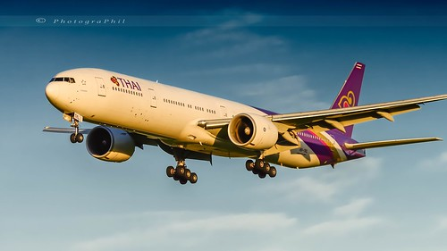 THAÏ AIRWAYS B777-3AL(ER)