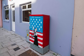 URBAN EXPRESSION AND DEPRESSION JULY 2016 [EXAMPLES OF STREET ART AND GRAFFITI IN CORK CITY]-156660 | by infomatique