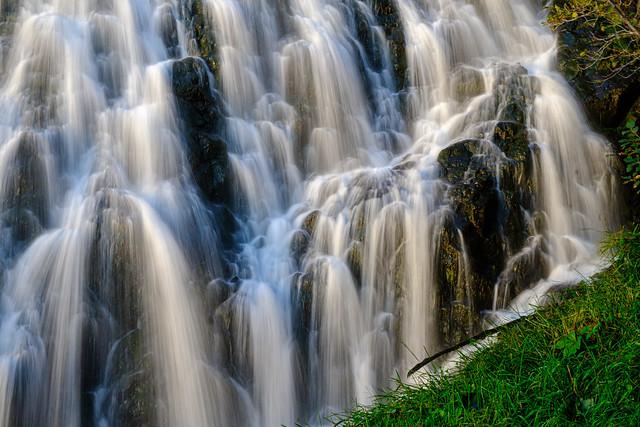 Mikasaneno Falls