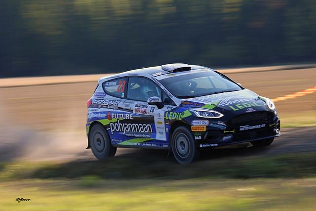 Röyhkiö, Ford Fiesta R2