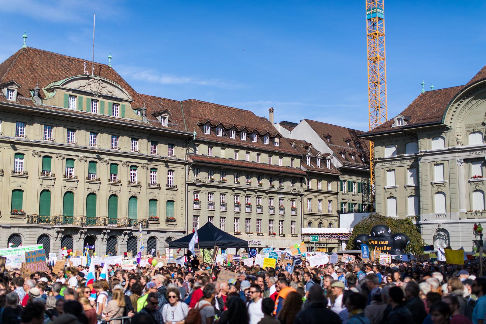 Klimademo Bern, 28.9 (30)