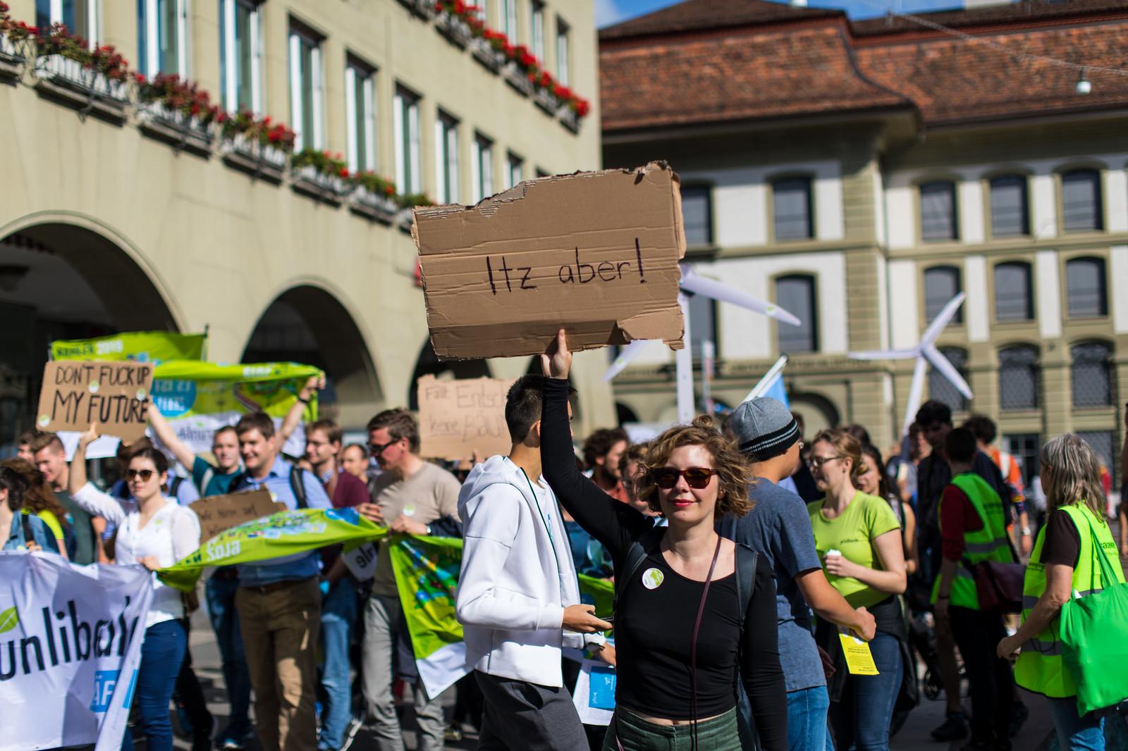 Klimademo Bern, 28.9 (29)