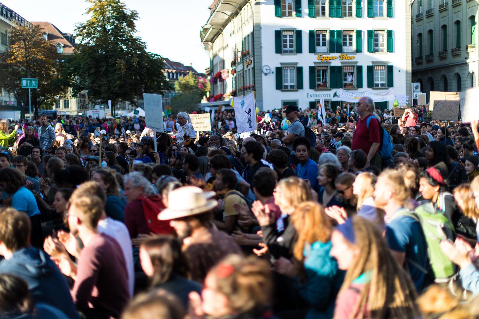 Klimademo Bern, 28.9 (8)