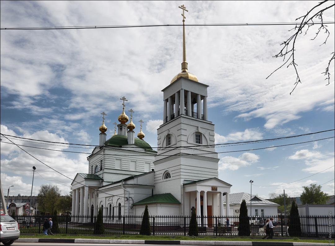 Бор, Россия