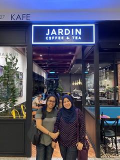 Dinner @ Jardin, Empire