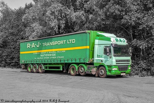 R.A.J Transport Artic Wagon