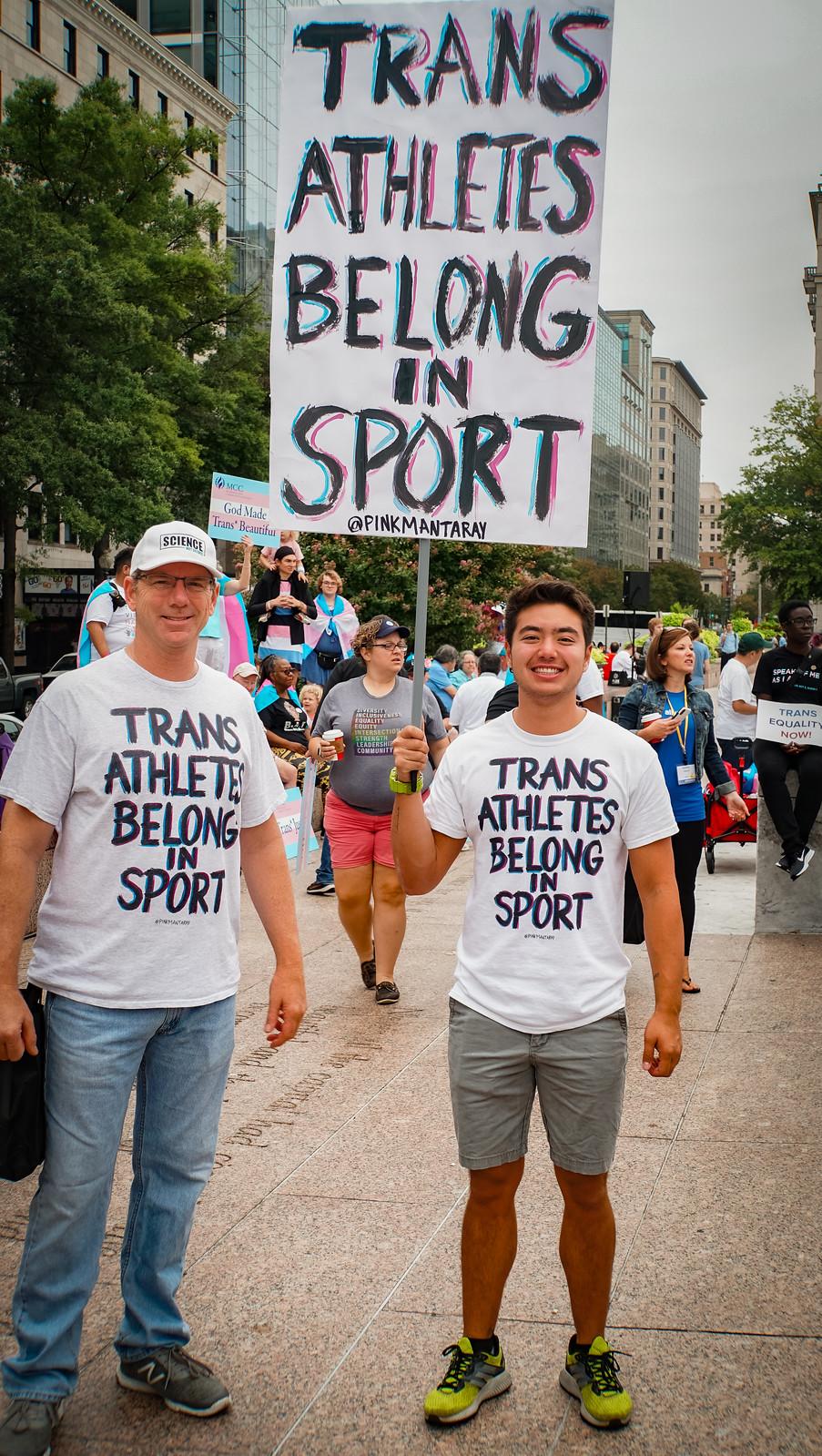 2019.09.28 National Trans Visibility March, Washington, DC USA 271 69015