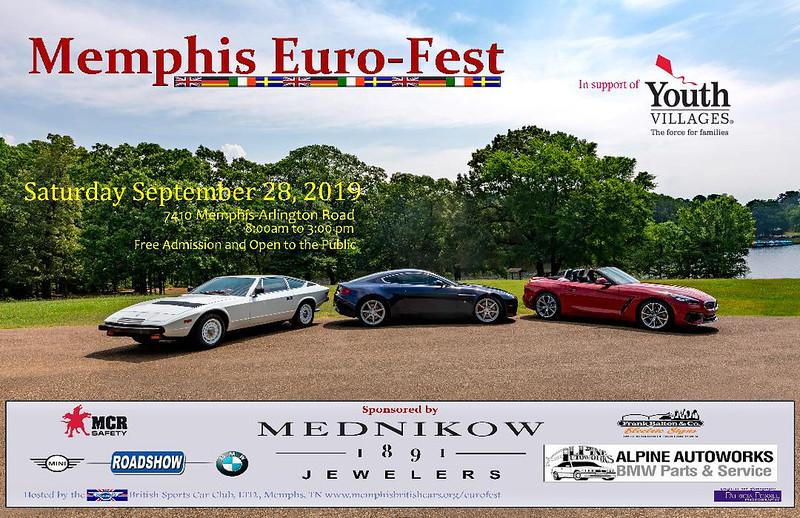 9/19 Memphis EuroFest